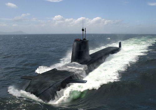 """""""机敏""""级核潜艇完成海试 性能使美""""大吃一惊"""""""