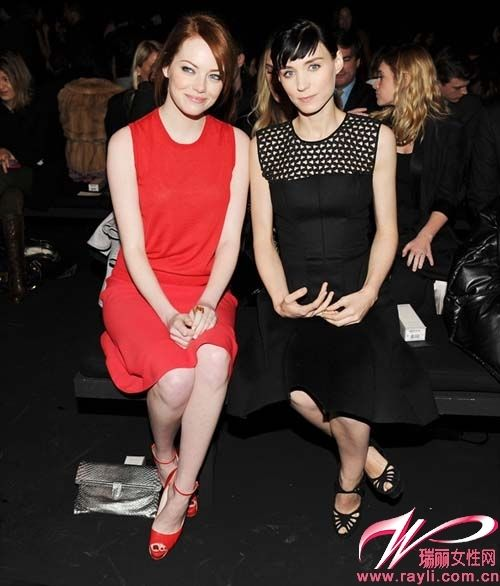 Calvin Klein Collection2012秋冬女装系列发布