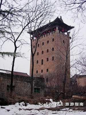 郭峪城堡(图片来源:艺龙网友 不停地行走)
