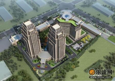 > 正文  夜景图 项目名称:万隆上海国际公馆 开发企业:蓬莱万隆永盛