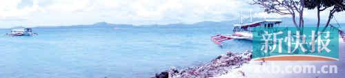 ■Puting Buhangin 小岛