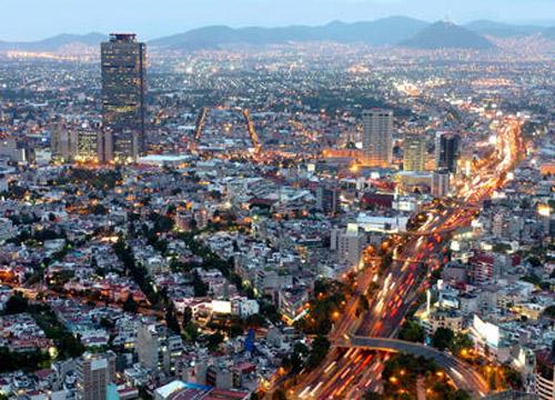 最狂野的城市 墨西哥城