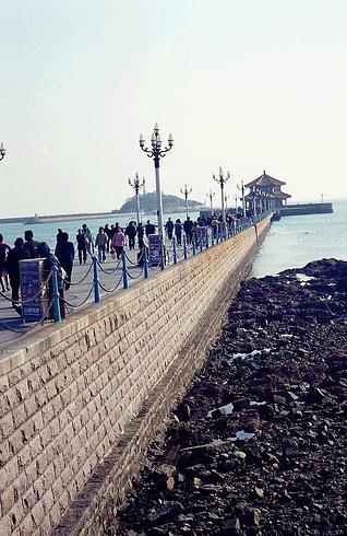 栈桥栈桥海边