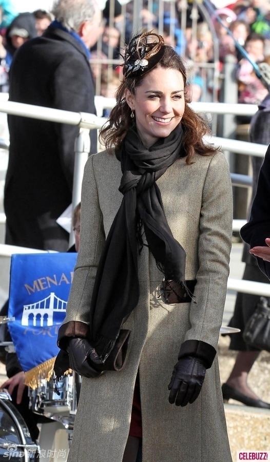 凯特王妃穿衣风格大揭秘