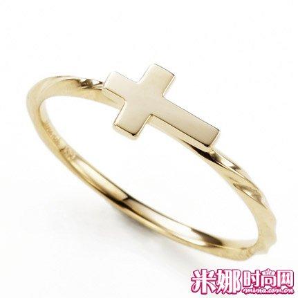十字架戒指;; 十字架手链;