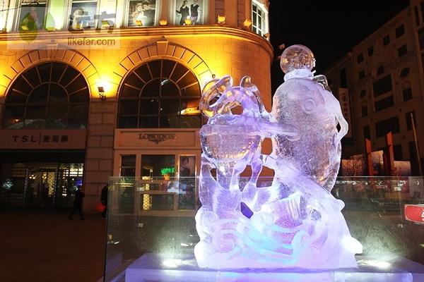 流光溢彩冰雪狂欢 哈尔滨国际冰雪节攻略图片