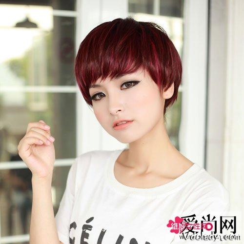 这五款减龄纹理烫短发发型,绝对潮流时尚,而且这些女生心机短发发型最