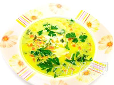 七日瘦身汤减肥法 半断食排毒 给身体减负