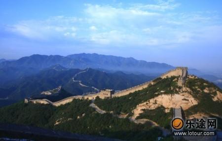 北京长城风景视频