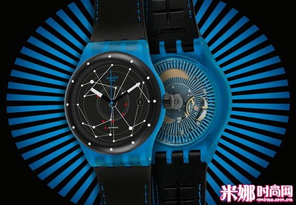 发条)机械手表