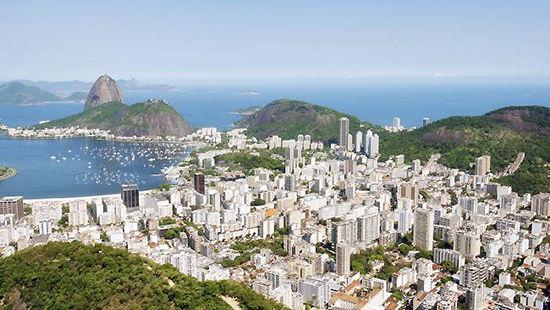 劲爆价广州至圣保罗/里约热内卢经济舱最低只
