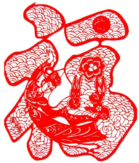 汉族民间艺术三绝之一:山东高密剪纸