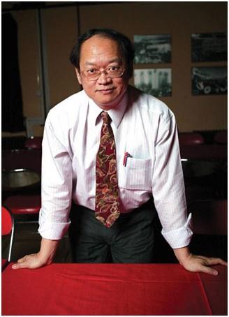 7月28日傅佩荣做客杭州,解读 易经与人生