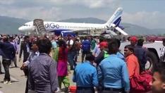 【尼国地震】两百中国乘客滞留机场