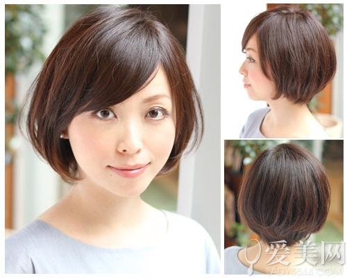 日系森女发型文艺清新 轻盈发尾是关键