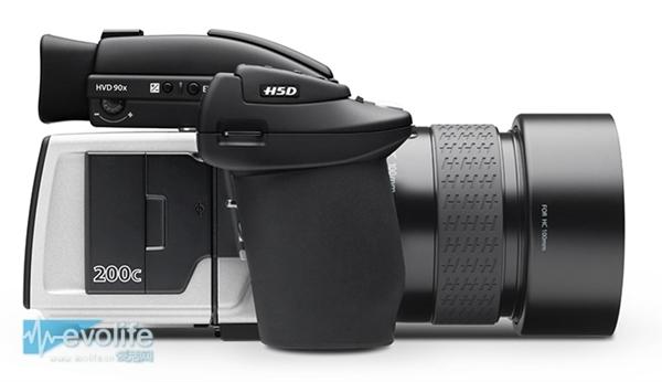 可拍2亿像素照片的怪兽哈苏H5D-200C