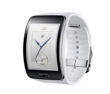 三星推可通话曲屏智能手表支持防水功能