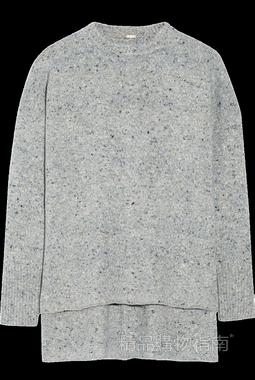 基本款|温暖长款针织衫