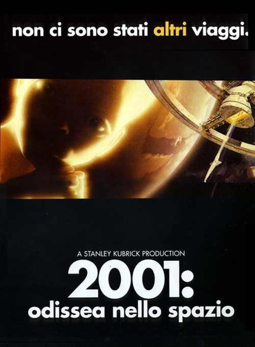《2001》英国重映发预告 库布里克神作11.18再现银幕