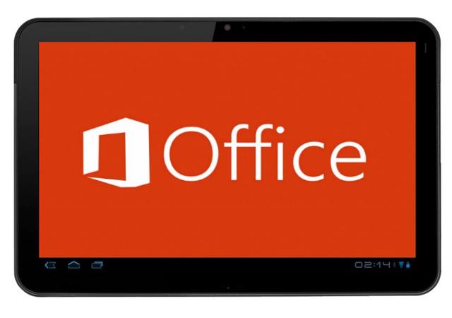 微软或将于下周推出Android版Office
