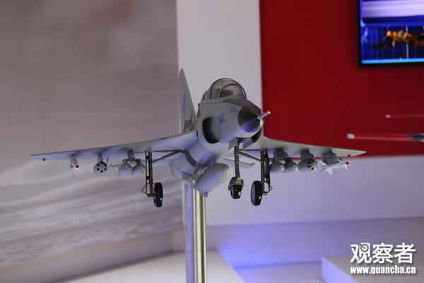 ftc-2000g战机,该机属于贵州飞机工业公司从高教-7飞机基础上深度改进