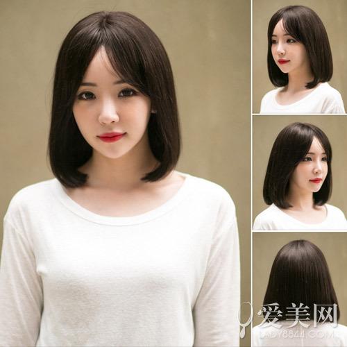 韩国时尚假发 长发比短发更美