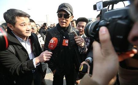 陈道明谈武媚娘被剪胸:中国没有分级制是问题
