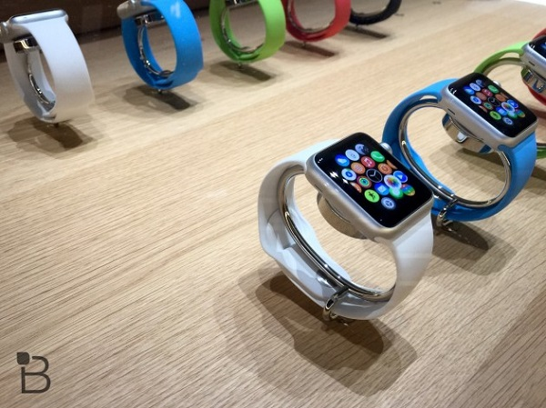 苹果或于今年秋季推出三款Apple Watch新品