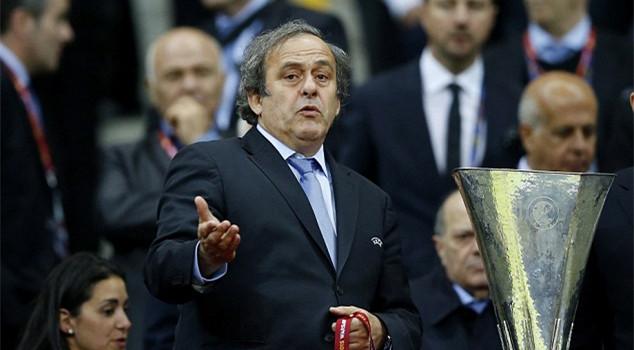 欧足联拒为FIFA提供欧冠门票 发言人:普拉蒂尼