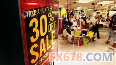 野村证券:美国5月核心零售销售月率料上升0.5%