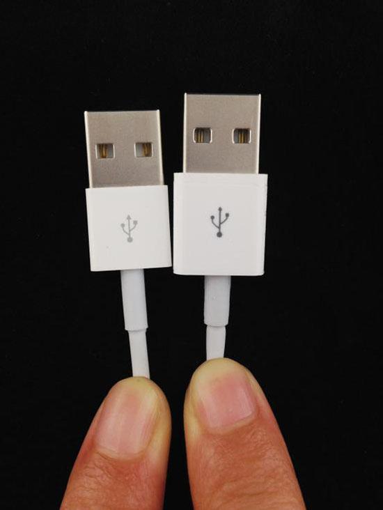 lightning苹果数据线拆解评测