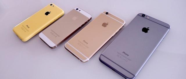 iPhone 6s或拥有Force Touch技术及四种配色