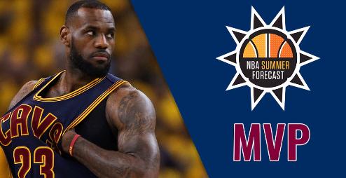 ESPN推出新赛季MVP排名预测