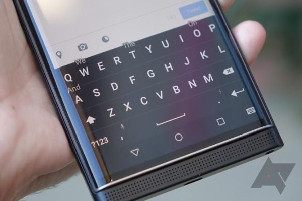 黑莓首款Android手机Priv上手评测的照片 - 14