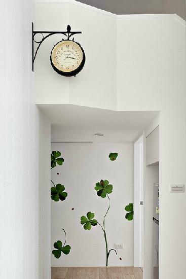 简欧走廊吊顶装修效果图-家居设计中无法忽视的简欧走廊吊顶装修高清图片