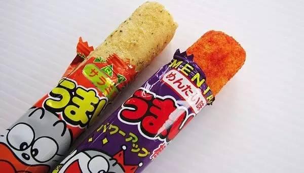 日本小零食
