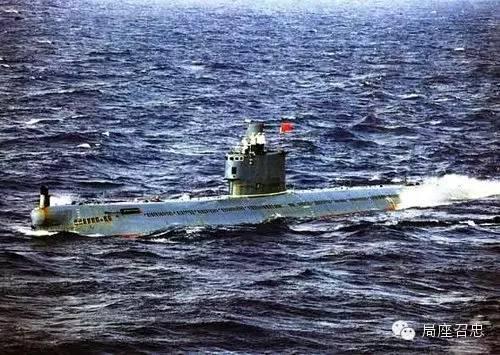 张召忠:中国海军核潜艇究竟处
