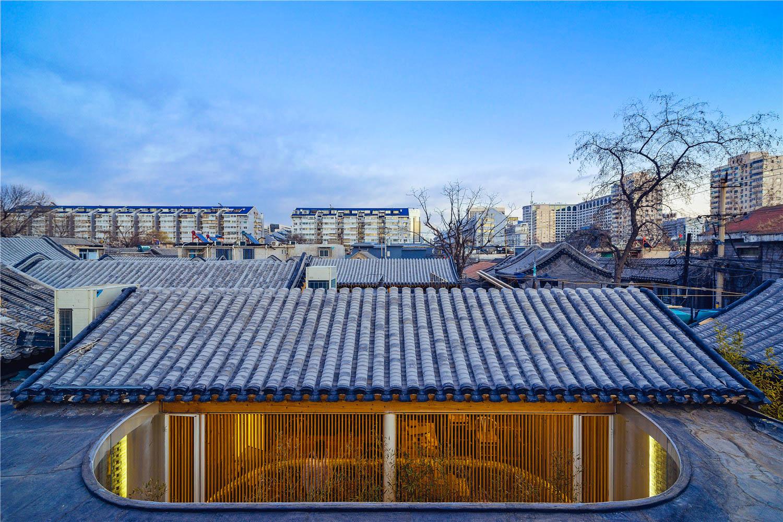 这个春天 去北京胡同深处的隐世小店晒太阳 -