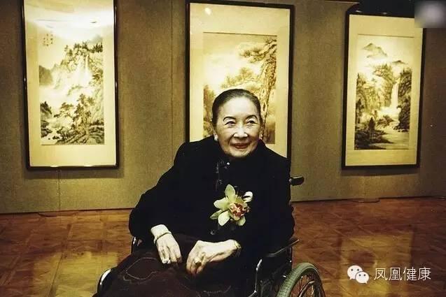 2次乳腺癌手术仍活到106岁 宋美龄的长寿经值得看