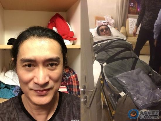 [明星爆料]黄安手术后气色红润:重新做人的感觉