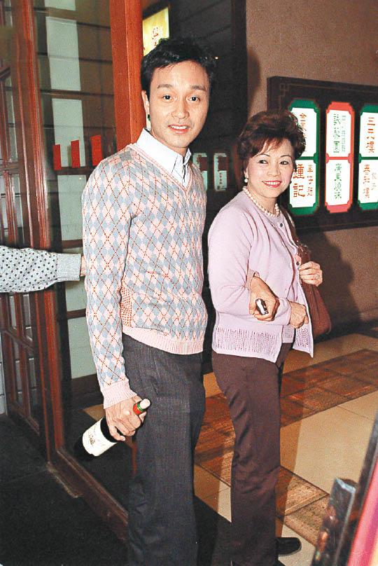 [明星爆料]张国荣大姐透露:他八字曾算出命止46岁