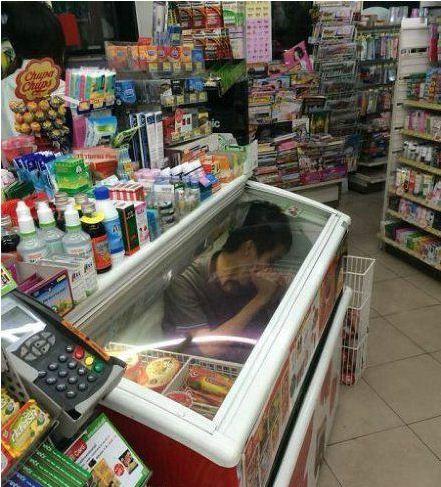 夏天,又多了一个逛超市的理由!!