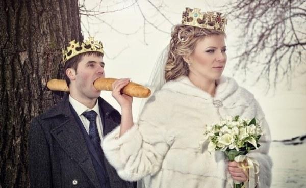 别人家的婚纱照!