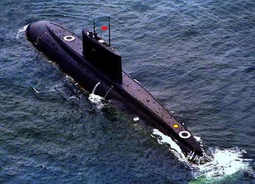 断崖自救:中国372潜艇创造潜艇史奇迹 - 红山战友博客 - 红山战友博客