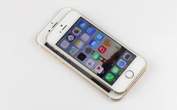 由 iphone 6对比5s