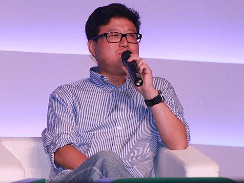 网易公司创始人兼ceo丁磊