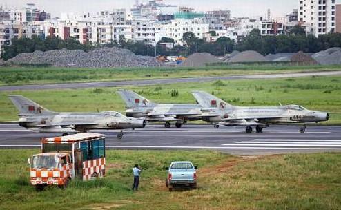 完全承包:孟加拉海陆空三军全套装备中国武器