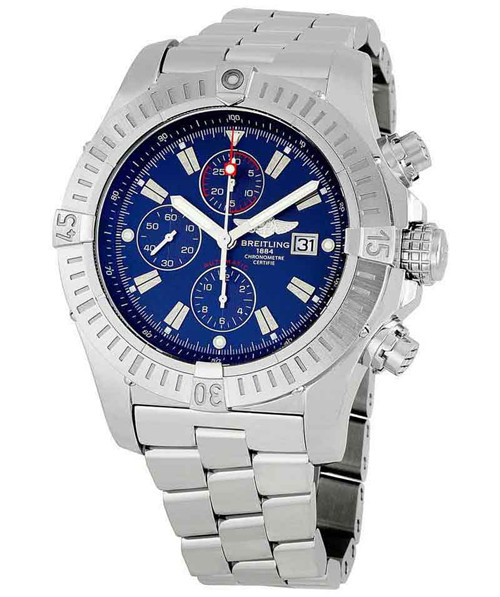 百年灵(Breitling)手表 复仇者世界时间系列机械男表