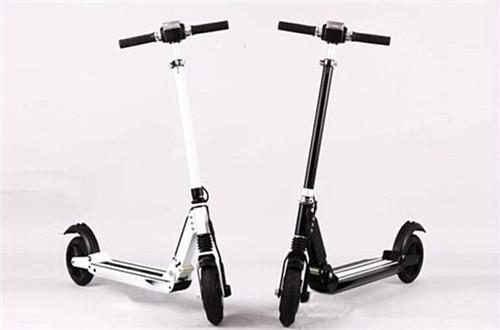 e-twow电动折叠滑板车