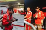 """今年3月,小白实现了自己另外一个梦想,作为志愿者,他参加了今年的世界F1方程式大奖赛上海站的比赛,近距离接触到自己最喜爱的车队和车手。""""比赛总有人拿第一,为什么那个人不是我呢?""""舒马赫那种勇往直前的精神,在他身上打下了深深的烙印。"""
